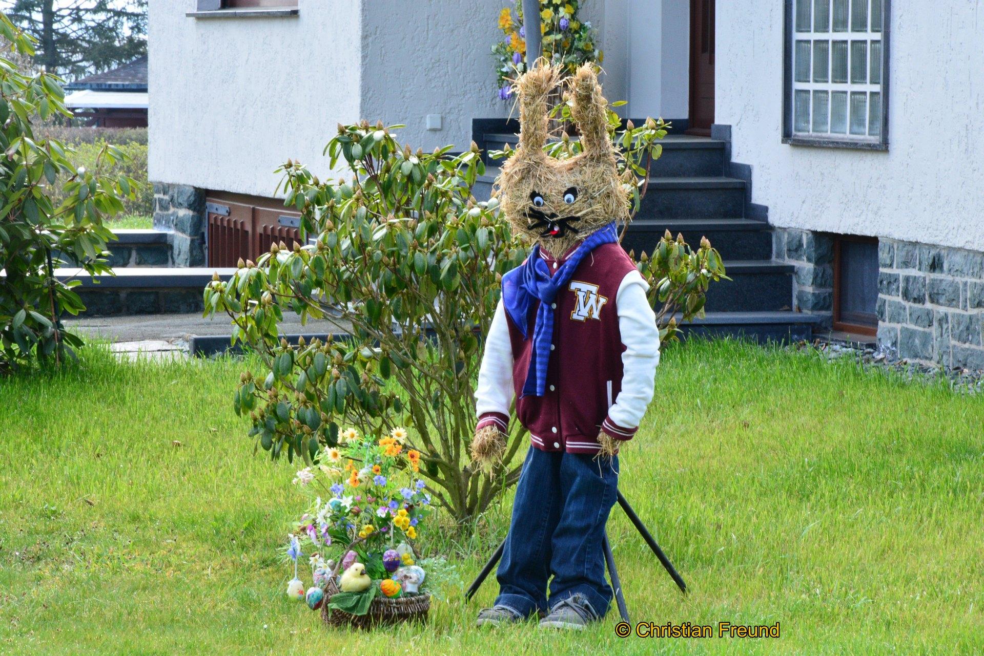 Der Ortsteilrat Obergrochlitz, Caselwitz und Eichleite wünscht allen Einwohnern ein schönes und friedliches Osterfest.