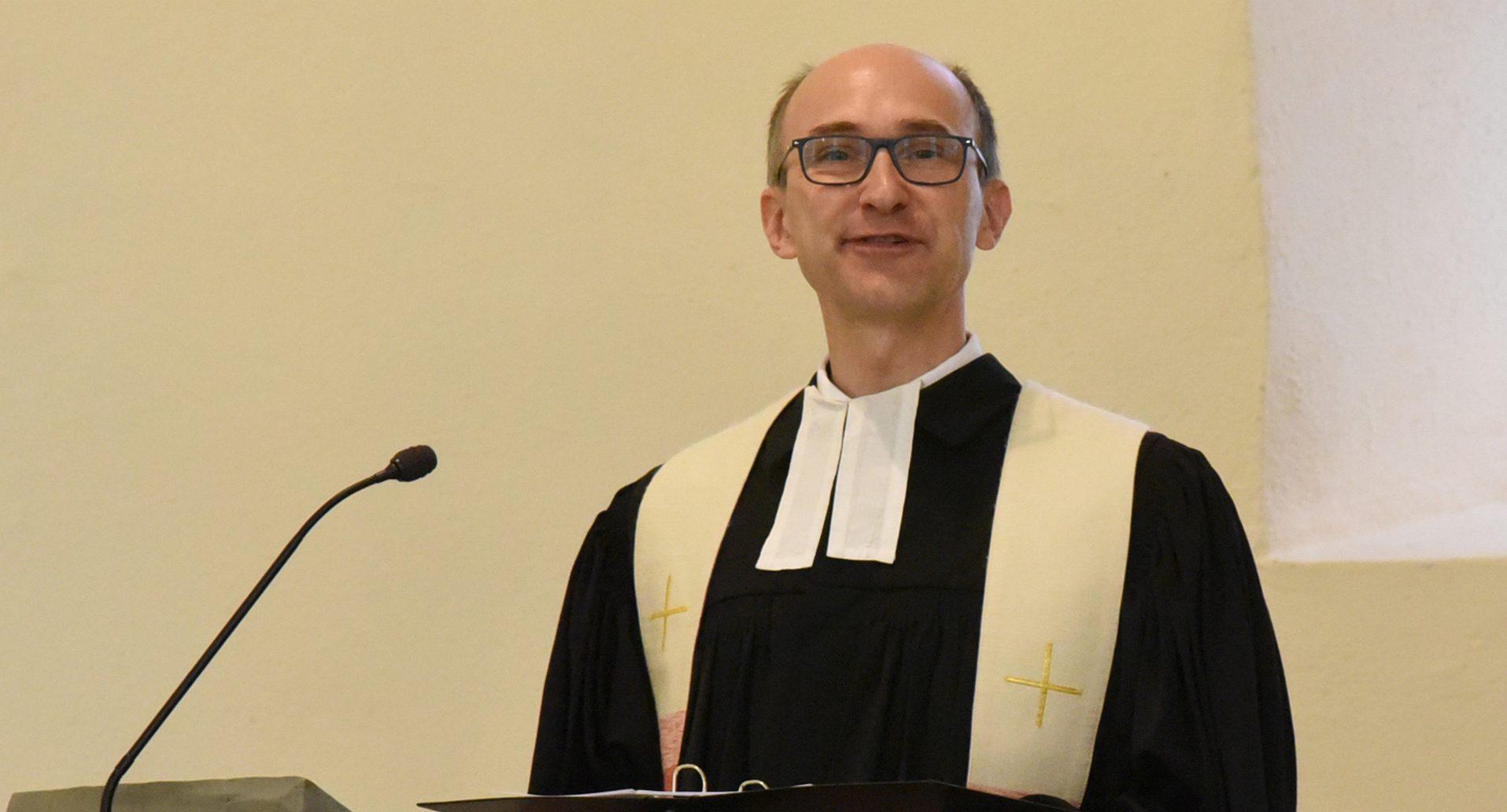 Pfarrers Ulrich Krause