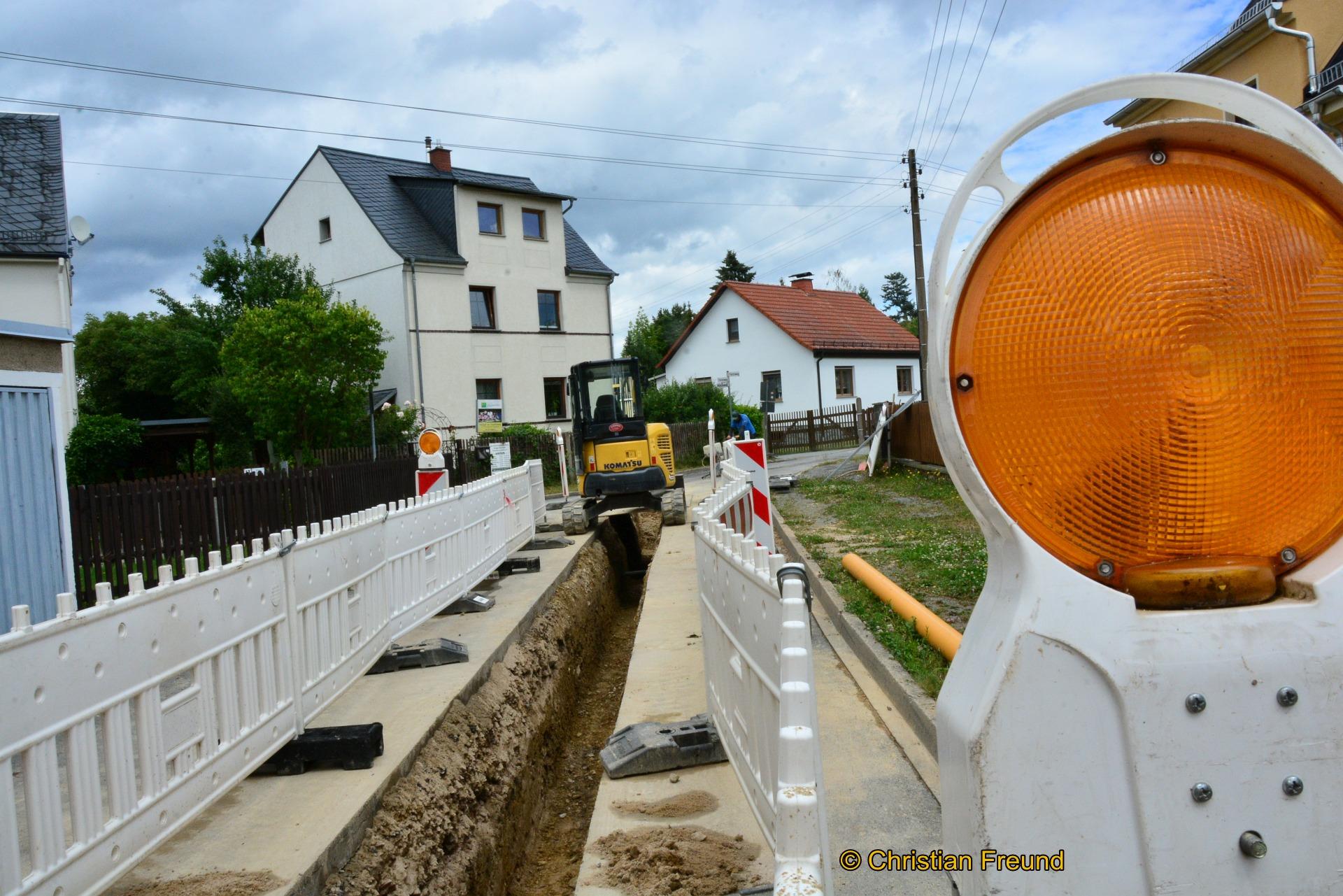Baustelle, Straßenmarkt und Radweg – Obergrochlitzer Ortsteilrat tagte