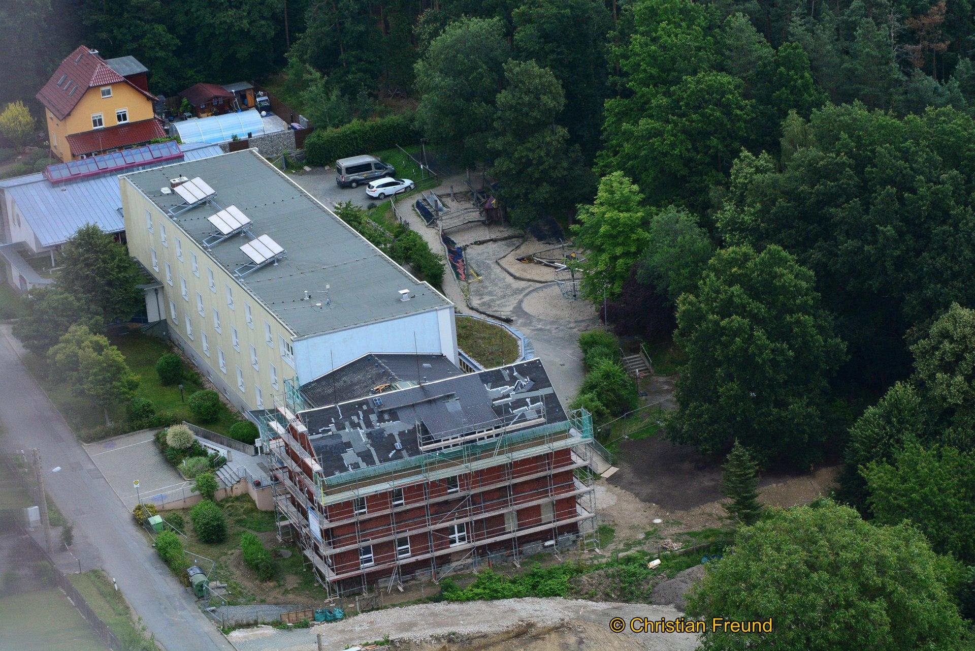 Waldkindergarten in Obergrochlitz wird Ende August eröffnet.