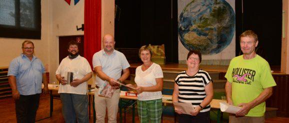 Greizer Bürgermeister dankt Obergrochlitzern mit Gutscheinen