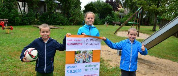 Am Sonnabend ist Straßen- und Kinderfest in Greiz-Obergrochlitz