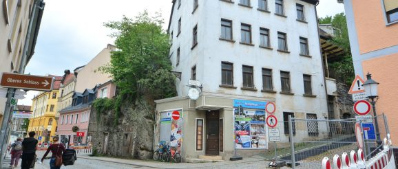 Greizer Schlossbergstraße